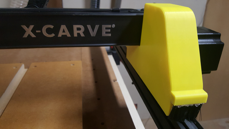 XCarve Dust Covers